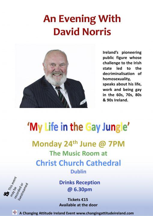 An Evening With David Norris